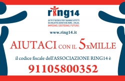 Aiutaci con il 5X1000