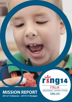 The new Annual Report of Ring14